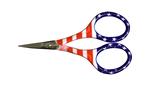 Nirvana US Flag Scissors