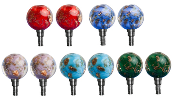 HiyaHiya Interchangeable Bead Stopper - Small - 1 Pair picture