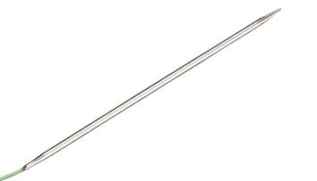 """47""""  5 US/3.75mm HiyaHiya Steel Circular Needle picture"""
