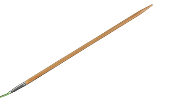 """24""""  4 US/3.5mm HiyaHiya Bamboo Circular Needle picture"""