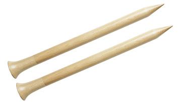 "12"" 35 US/19mm Nirvana Birch Single Point Needles picture"