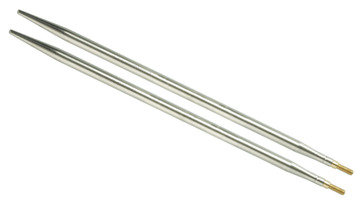 "4 US/3.5mm 5"" HiyaHiya SHARP Steel interchangeable tip picture"
