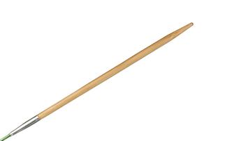 """16""""  3 US/3.25mm HiyaHiya Bamboo Circular Needle picture"""