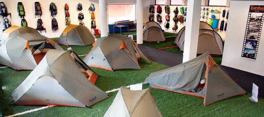 C&Trails Tent Shows & Camp Trails -