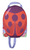 Child Water Buddies Vest - Ladybug