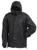 Packable Nylon Rain Jacket