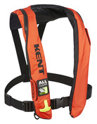 A/M-33 All Clear Automatic/Manual Inflatable Life Jacket (PFD)