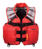 "Mesh Search and Rescue ""SAR"" Vest"