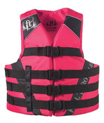 Adult Dual-Sized Nylon Water Sports Vest
