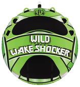 """Wild Wake Shocker - 80"""" Round, Three Person Tube"""