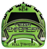 "Mega Enforcer - 80"" D-Shape, Three Person Tube"