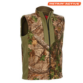 Heat Echo Fleece Vest - Realtree Xtra®