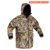 Heat Echo Hydrovore Jacket - Realtree Edge