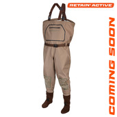 Heat Echo Fuse Breathable Stocking Foot Chest Wader