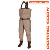 Heat Echo Select Breathable Stocking Foot Chest Wader