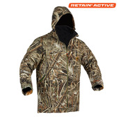 Heat Echo Hydrovore Jacket - Realtree Max-5