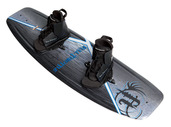 Aqua Extreme Wakeboard w/ Lace-Up Boots