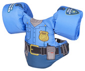 Child Little Dippers Vest - Police Officer