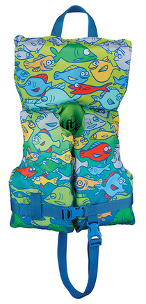 Infant/Child Character Vest - Fish picture