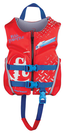 Child Hinged Rapid-Dry Flex-Back Vest picture