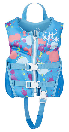 Child Hinged Rapid-Dry Flex-Back Vest picture