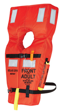 USCG / SOLAS / TC / MED Type I Vest picture