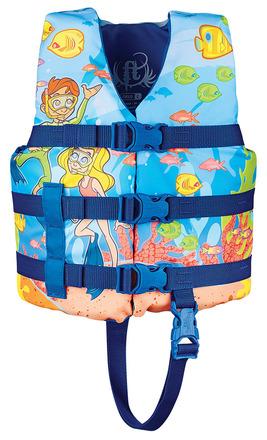 Children's Character Vest - Snorkel picture