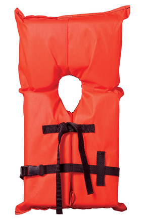 Type II Children's Life Jacket picture