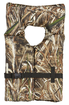 Type II Realtree Max-5® Camouflage Life Jacket picture