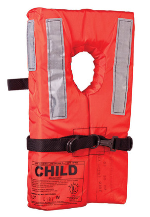Type I Commercial Children's Life Jacket picture