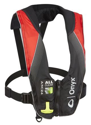 A/M-24 All Clear Automatic/Manual Inflatable Life Jacket (PFD) picture
