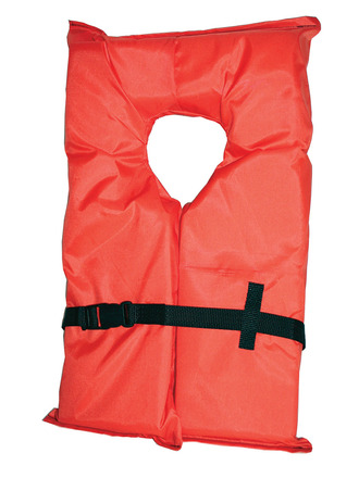 Type II Adult Life Jacket (L/3XL) picture