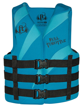 Adult Dual-Sized Rapid-Dry Vest picture