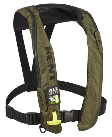 A/M-33 All Clear Automatic/Manual Inflatable Life Jacket (PFD) picture