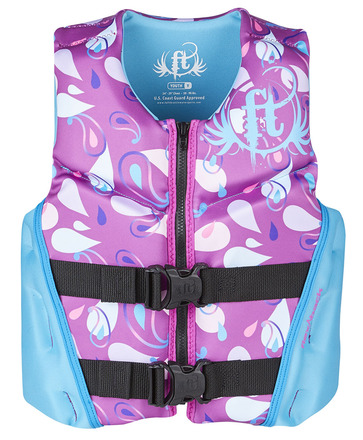 Youth Hinged Rapid-Dry Flex-Back Vest picture
