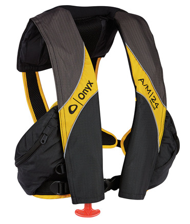 A/M-24 Deluxe - Automatic/Manual Inflatable Life Jacket (PFD) picture