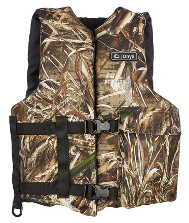 Realtree Max-5® Camouflage Universal Sport Vest (Oversize) picture