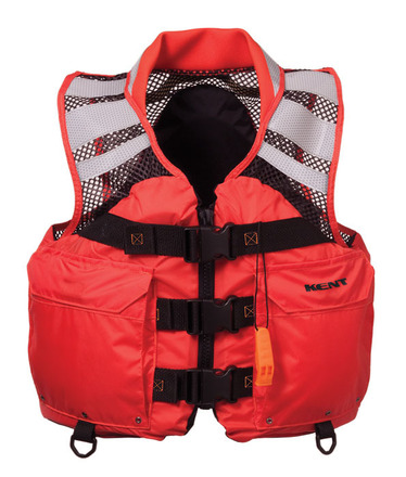 "Mesh Search and Rescue ""SAR"" Vest picture"