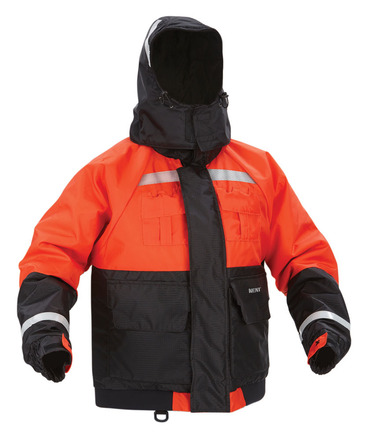 Deluxe Flotation Jacket with ArcticShield Technology Hood picture