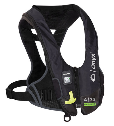Impulse A-33 In-Sight Automatic Inflatable Life Jacket (PFD) picture