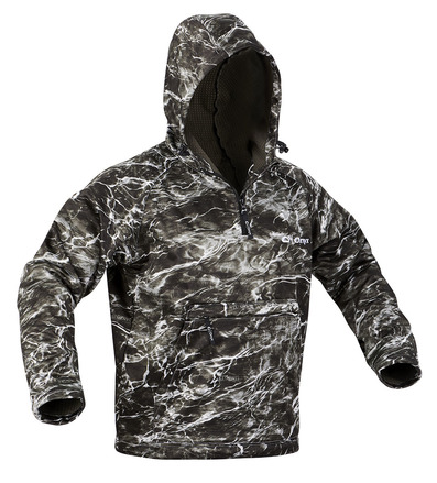 Hydrovore Hoodie - Mossy Oak Elements Blacktip picture