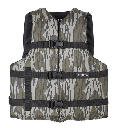 Adult General Purpose Vest - Universal - Mossy Oak Bottomland picture