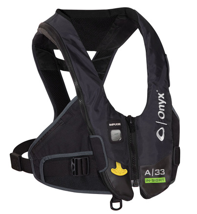 Impulse A-33 In-Sight Automatic Inflatable Life Jacket picture