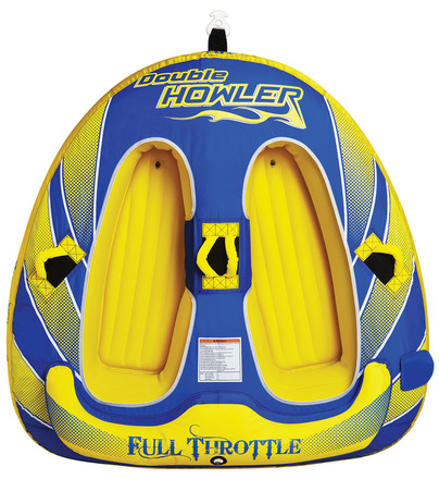 Double Howler - Two Person Towable Tube picture