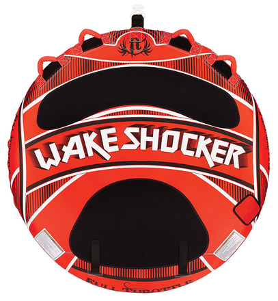 "Wake Shocker - 70"" Round, Two Person Tube picture"