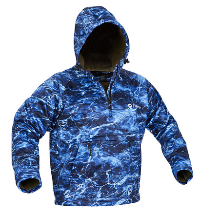 Hydrovore Hoodie - Mossy Oak Elements Marlin picture