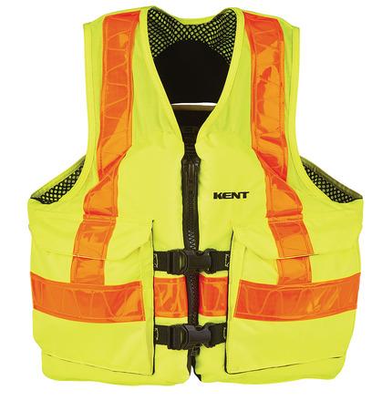 Hi-Vis Mesh Deluxe Vest picture
