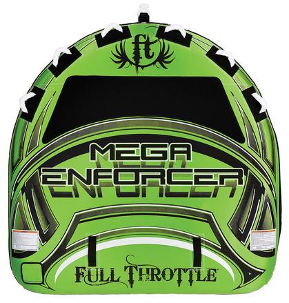"Mega Enforcer - 80"" D-Shape, Three Person Tube picture"
