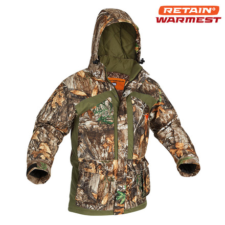 Classic Elite Parka - Realtree Edge picture