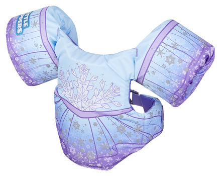 Child Little Dippers Vest - Ice Princess picture